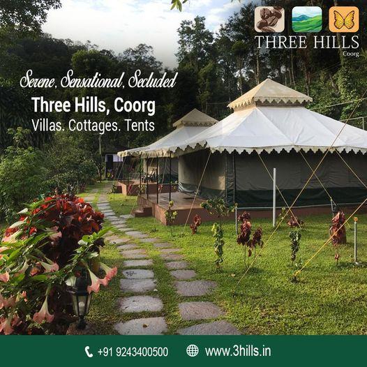 Three Hills Resort Coorg